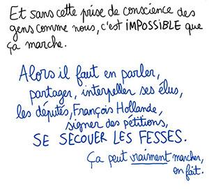 BD Pénélope Baugieu - Prise Conscience